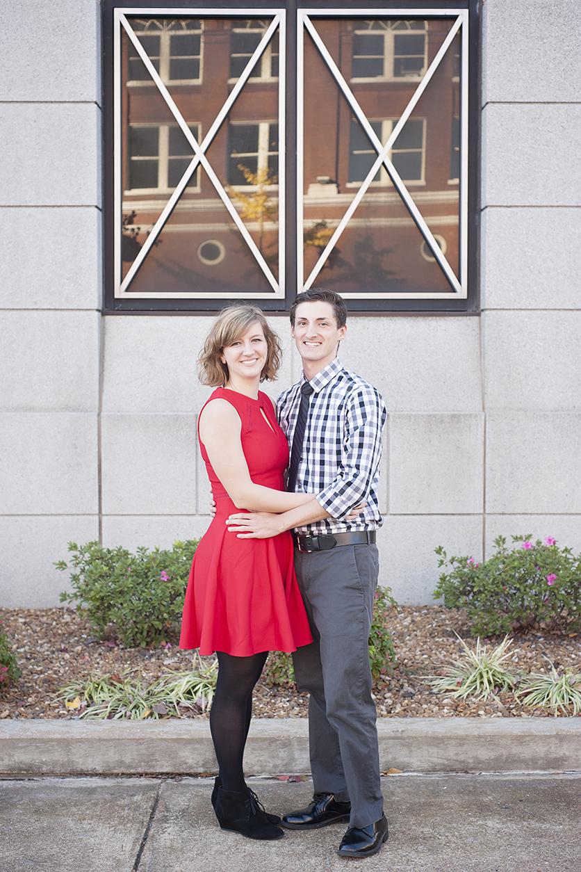 Jackson, TN Engagement Photography
