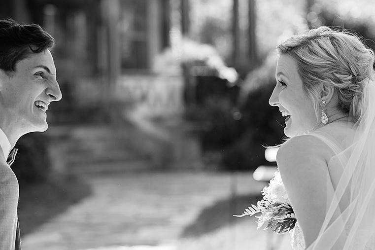 Hot Springs, NC Wedding Photographer