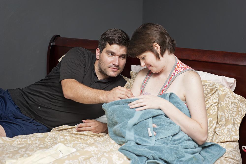 Stephanie Benge Photography | Jackson, Tennessee Birth Story Photographer