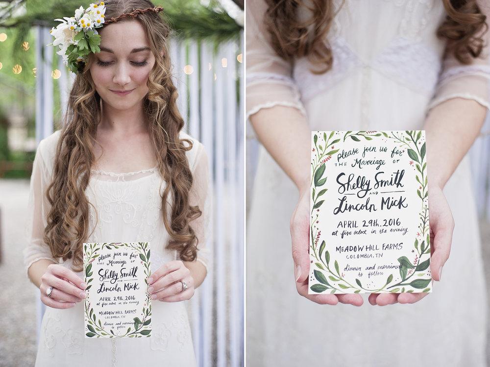 Stephanie Benge Photography | Nashville Wedding Photographer | Meadow Hill Farms