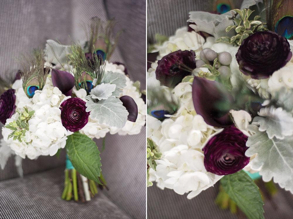 Stephanie Benge Photography | Ruby Nashville Wedding | Loews Vanderbilt Hotel