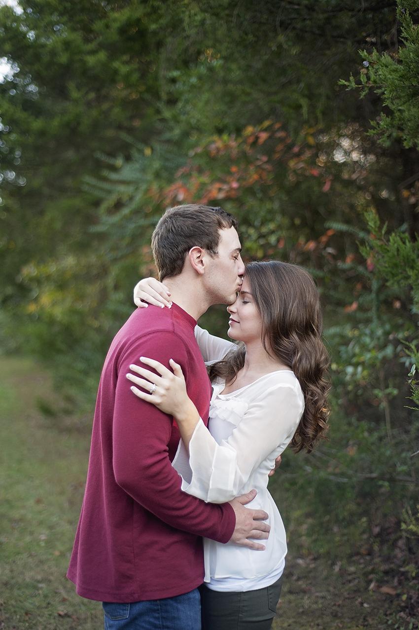 Stephanie Benge Photography | Sharp Springs Park | Nashville, TN Engagement Photography
