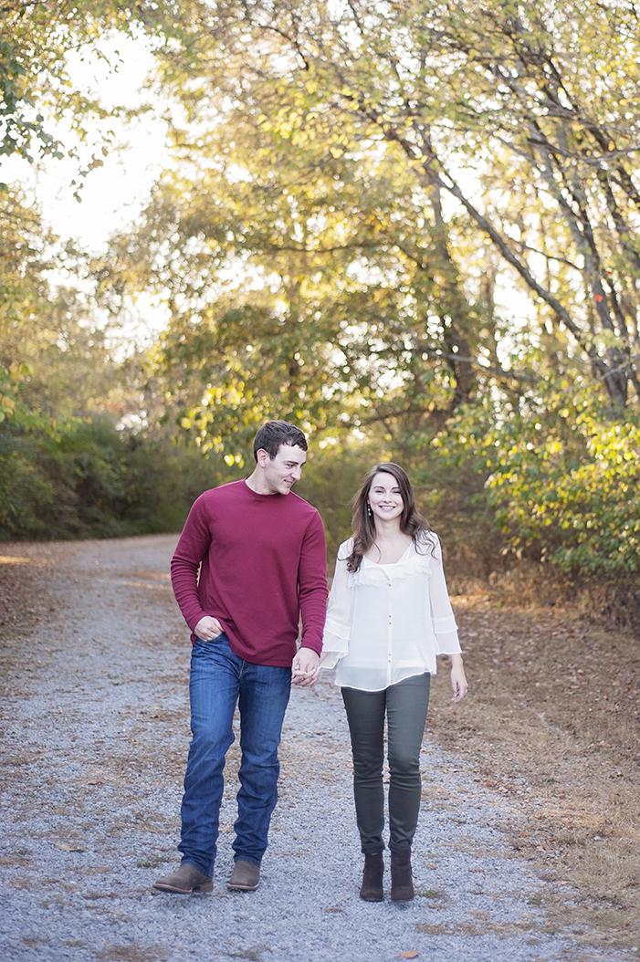 Stephanie Benge Photography   Sharp Springs Park   Nashville, TN Engagement Photography