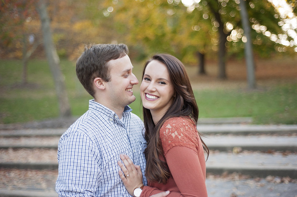 Stephanie Benge Photography | Tennessee & Destination Wedding and Engagement Photographer | Eden Park Cincinnati, Ohio