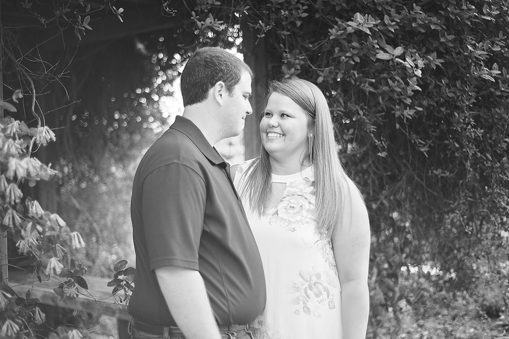 Stephanie Benge Photography | Murray, Kentucky Engagement Photographer