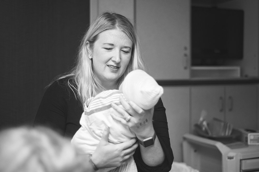 Stephanie Benge Photography | Nashville, TN Birth Story