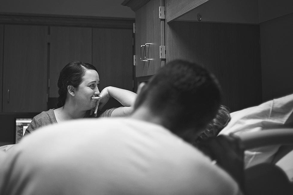 Stephanie Benge Photography | Jackson, TN Birth Story Photography