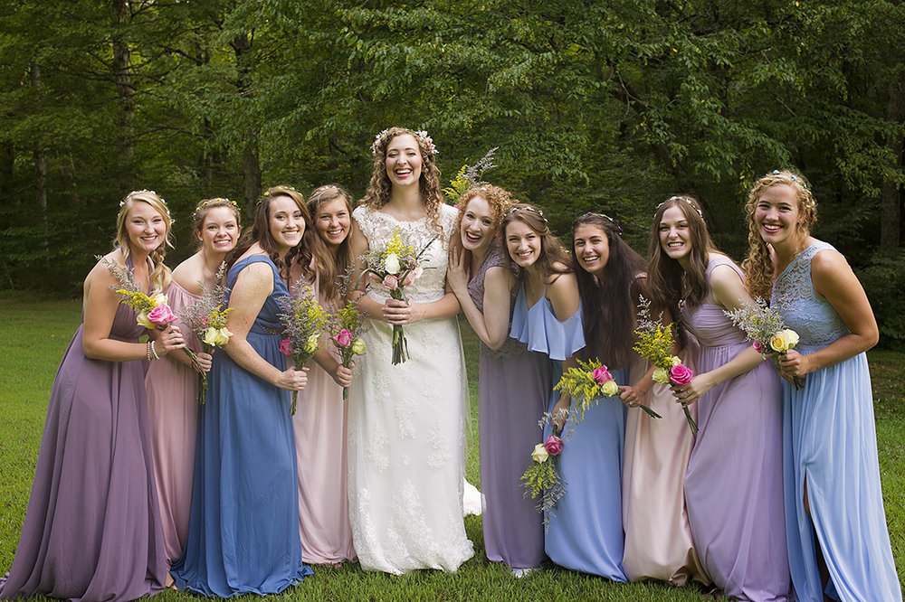 Stephanie Benge Photography | Firefly Lane Event Venue Wedding