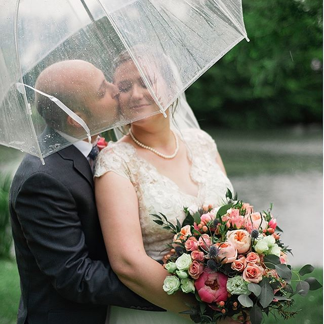 Sarah and Leo's wedding was so beautiful! It included meaningful incorporation of traditions from both of their cultures, lots of laughing, tons of rain, and a double rainbow. So, overall, a pretty great wedding day. Check out the photos on the blog today! Link in bio! #stephaniebengephotography #jacksonweddingphotographer #tennesseeweddingphotographer #memphisweddingphotographer #rainywedding #jewishwedding #greenfrogfarms #greenfrogfarmswedding #jacksontn #jacksontnphotographer