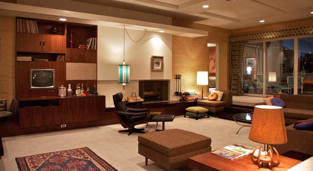 Tiki And Mid Century Modern Inspired Creative Office Decor