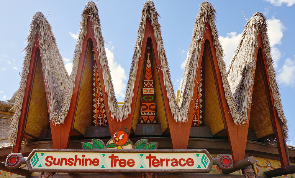 Top 10 disney world restaurants with a tiki or mid for 11547 sunshine terrace