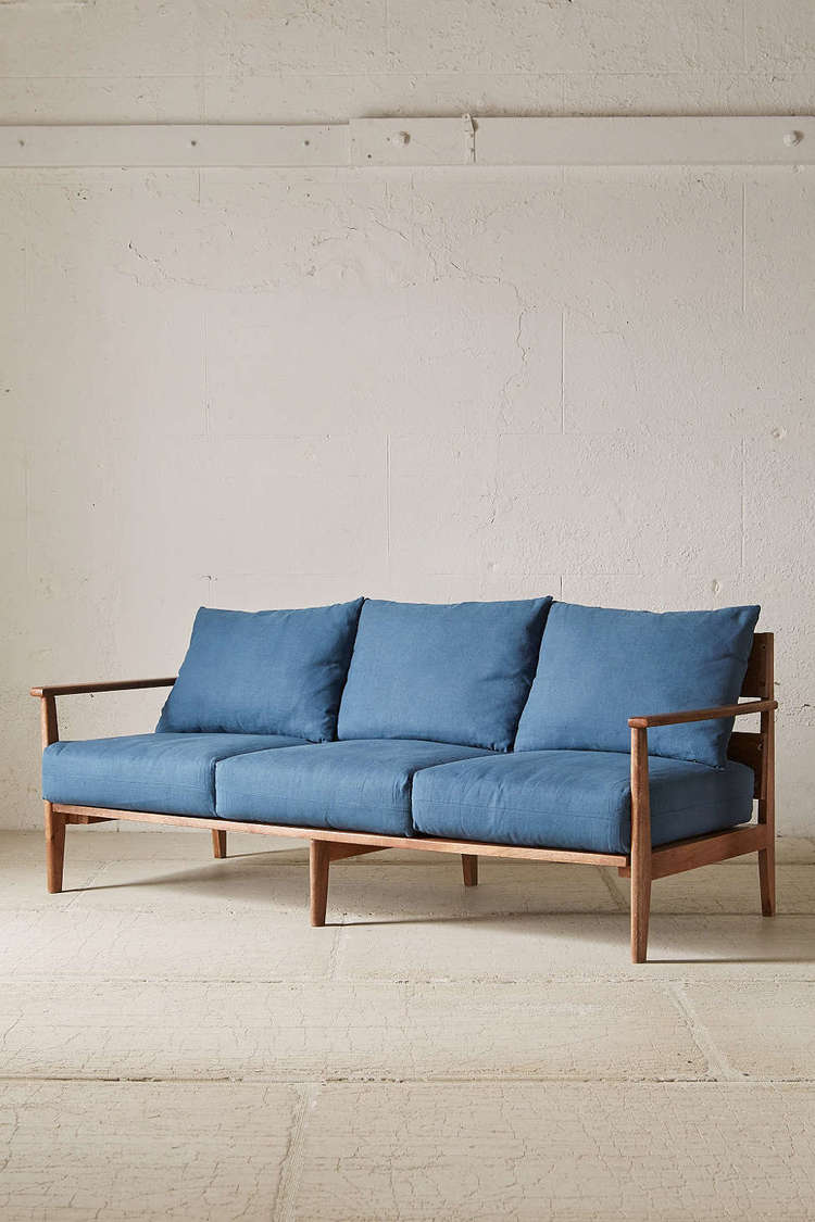 shop qlt sofa constrain view sleeper fit hei outfitters b arthur slide couch urban xlarge