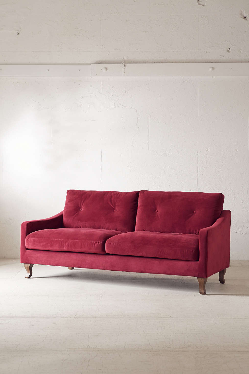 Plum Bow Annette Sofa Urban Outfitters