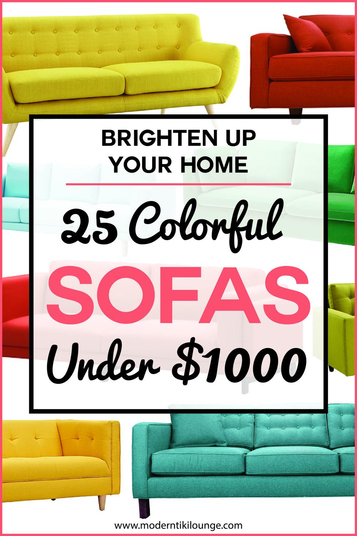 Sofas Under 1000