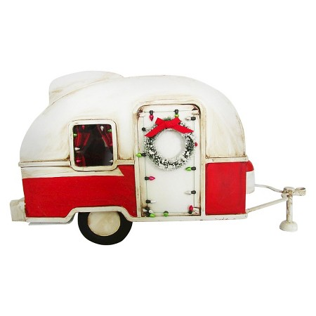 retro camper holiday decoration - Christmas Camper Decoration