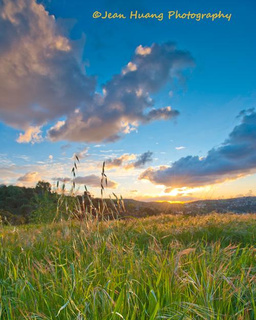 California Sunset - ©Jean Huang Photography