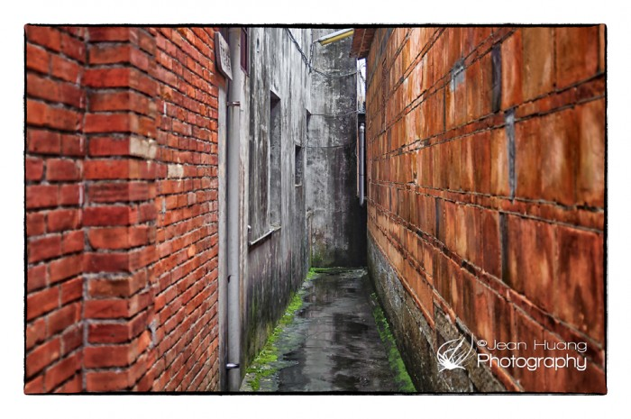 Small Alley in Beipu, Taiwan - ©Jean Huang Photography