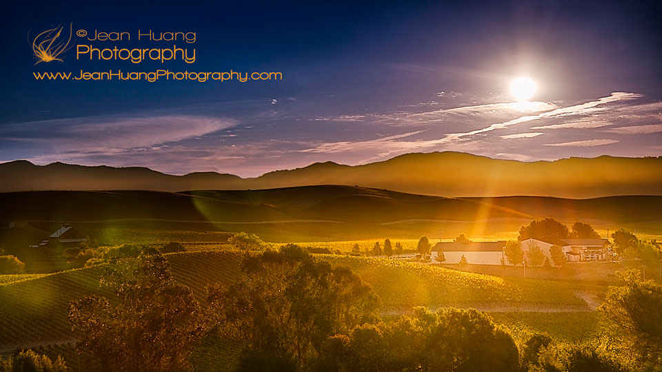 Another-Sunrise-Image-at-Napa-California-©Jean-Huang-Photography