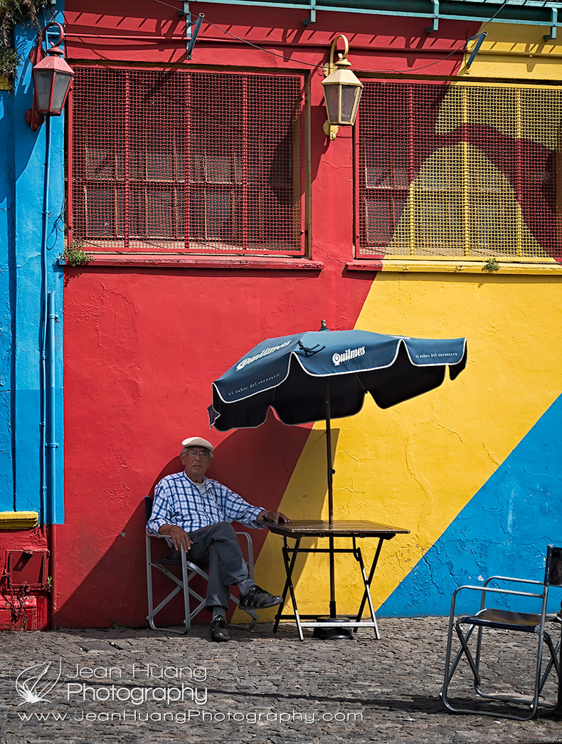 Play-of-Colors-and-Shadows-La-Boca-Buenos-Aires-Argentina-Copyright-Jean-Huang-Photography