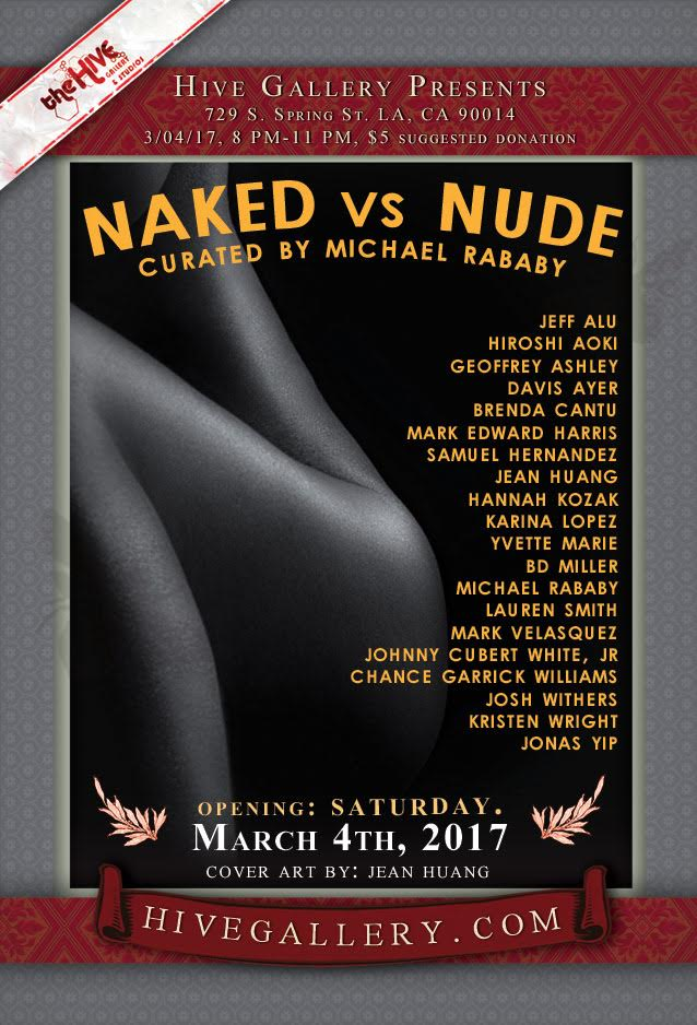 Hive-Gallery-Naked-vs.-Nude-Photography-Show