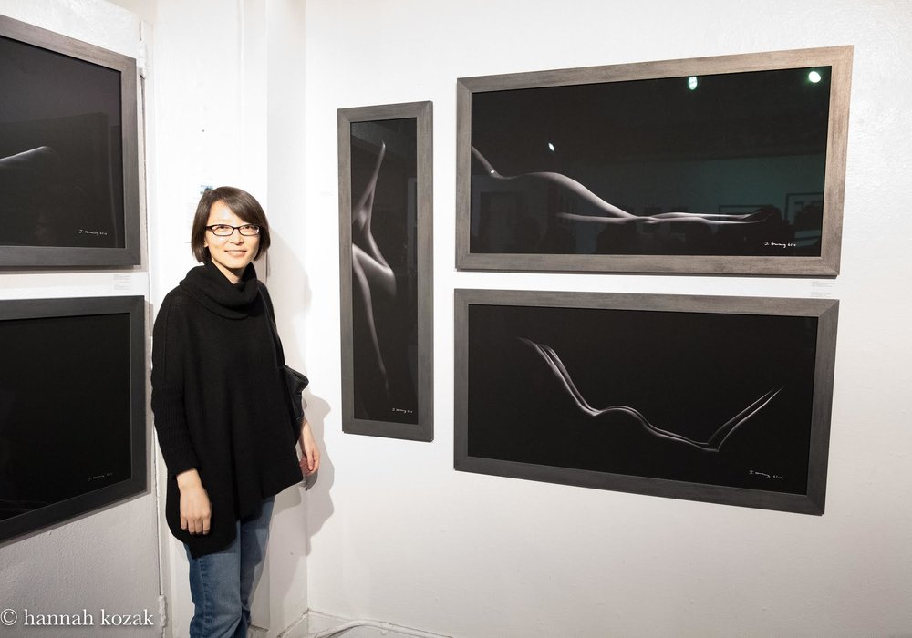 Jean Huang and Her Art