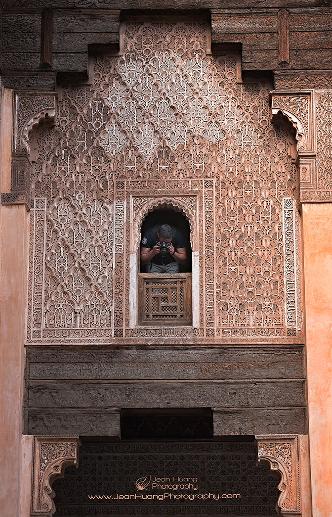Window-View-Ben-Youssef-Madersa-Marrakesh-Morocco-Copyright-Jean-Huang-Photography-(2)