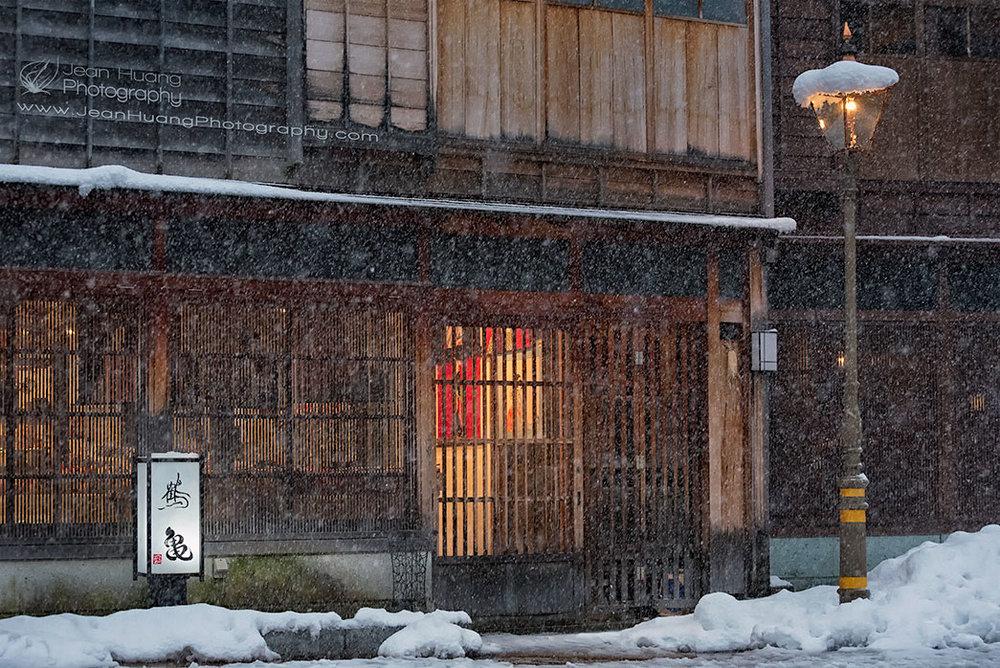 Higashi-Chaya-in-Snow-Kanazawa-Japan-Copyright-Jean-Huang-Photography