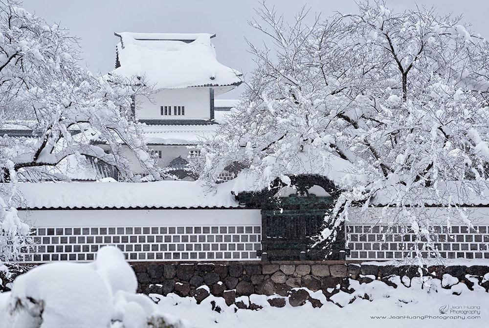 Kanazawa, Japan - ©Jean Huang Photography