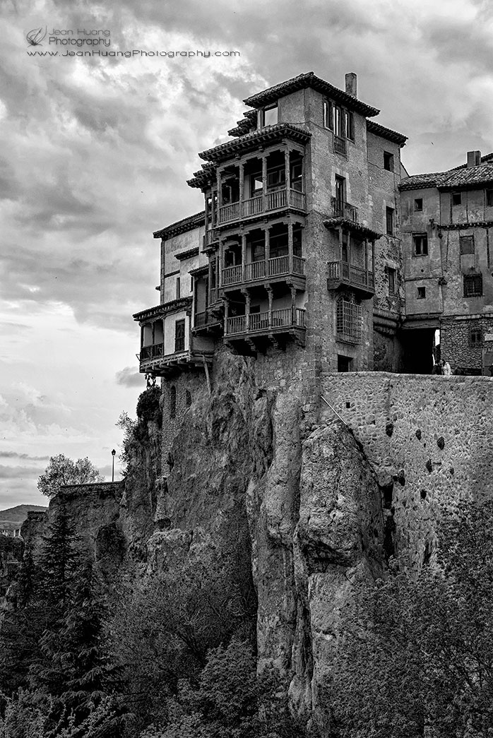 Casas-Colgadas-Cuenca-Spain-Copyright-Jean-Huang-Photography