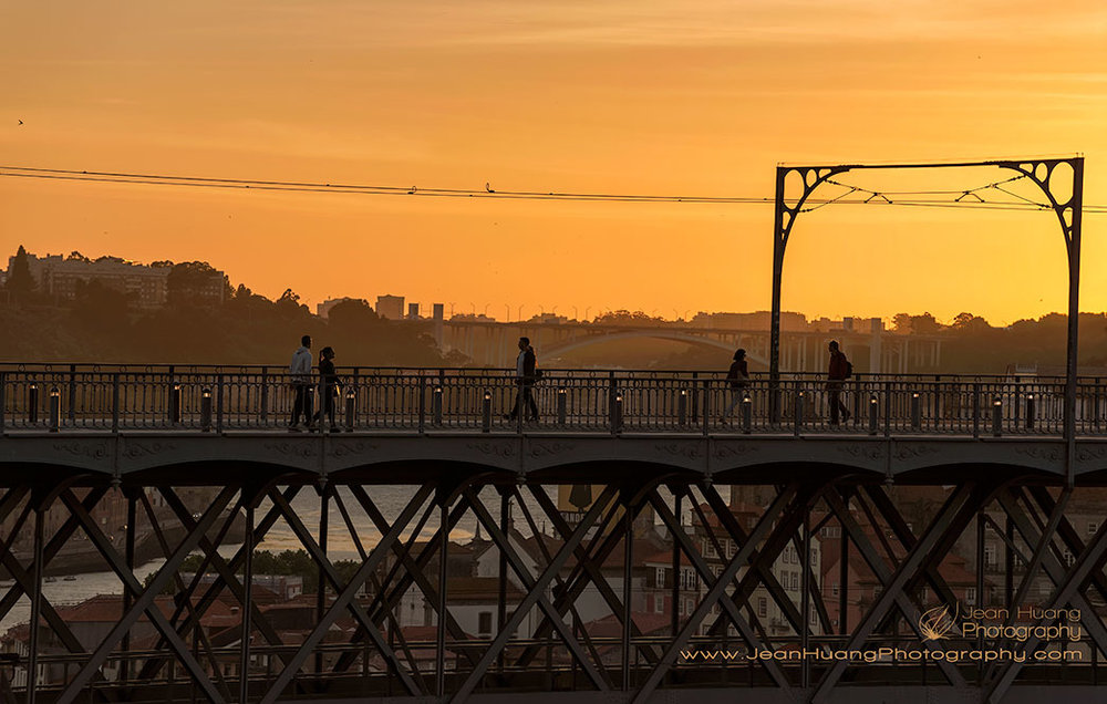 Ponte-de-Dom-Luis-I-in-Sunset-Porto-Portugal-Copyright-Jean-Huang-Photography
