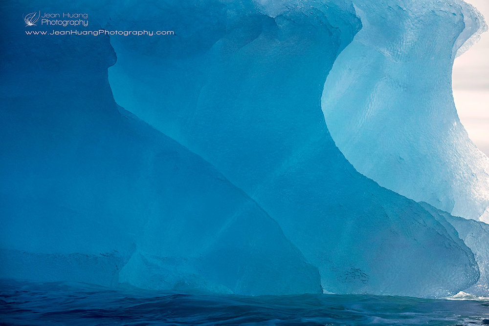 Blue Ice -  ©Jean Huang Photography