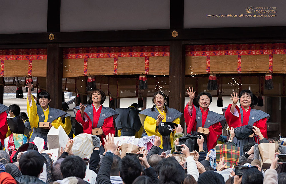 Bean-Throwing-Setsubun-Shimogamo-Jinja-Kyoto-Japan-Copyright-Jean-Huang-Photography