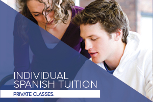 Individual Spanish tuition