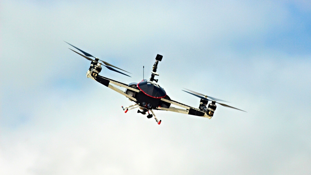 Alaric's Drone Fifi