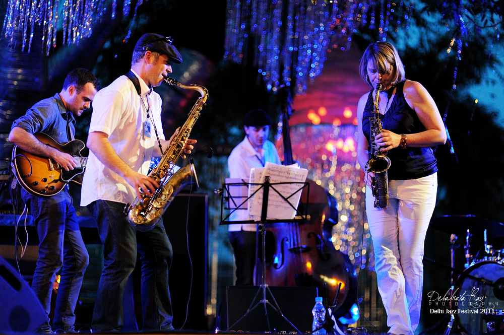 Christine Jensen Quintet and Band