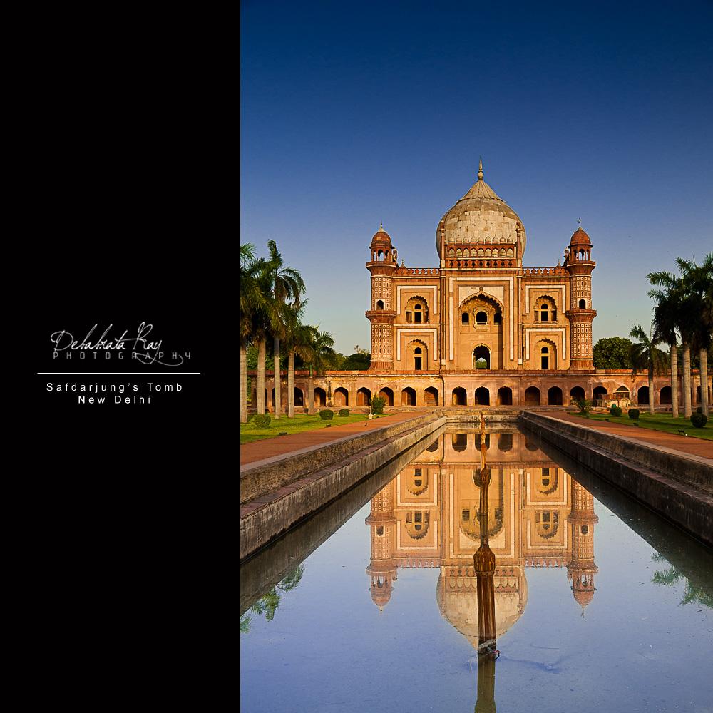 Safdarjung Tomb - New Delhi