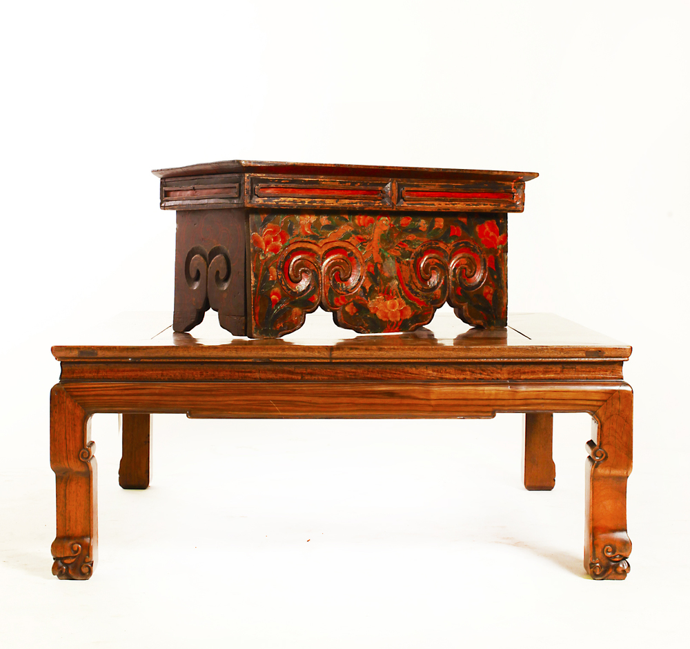 Foldable Tea Table From Tibet