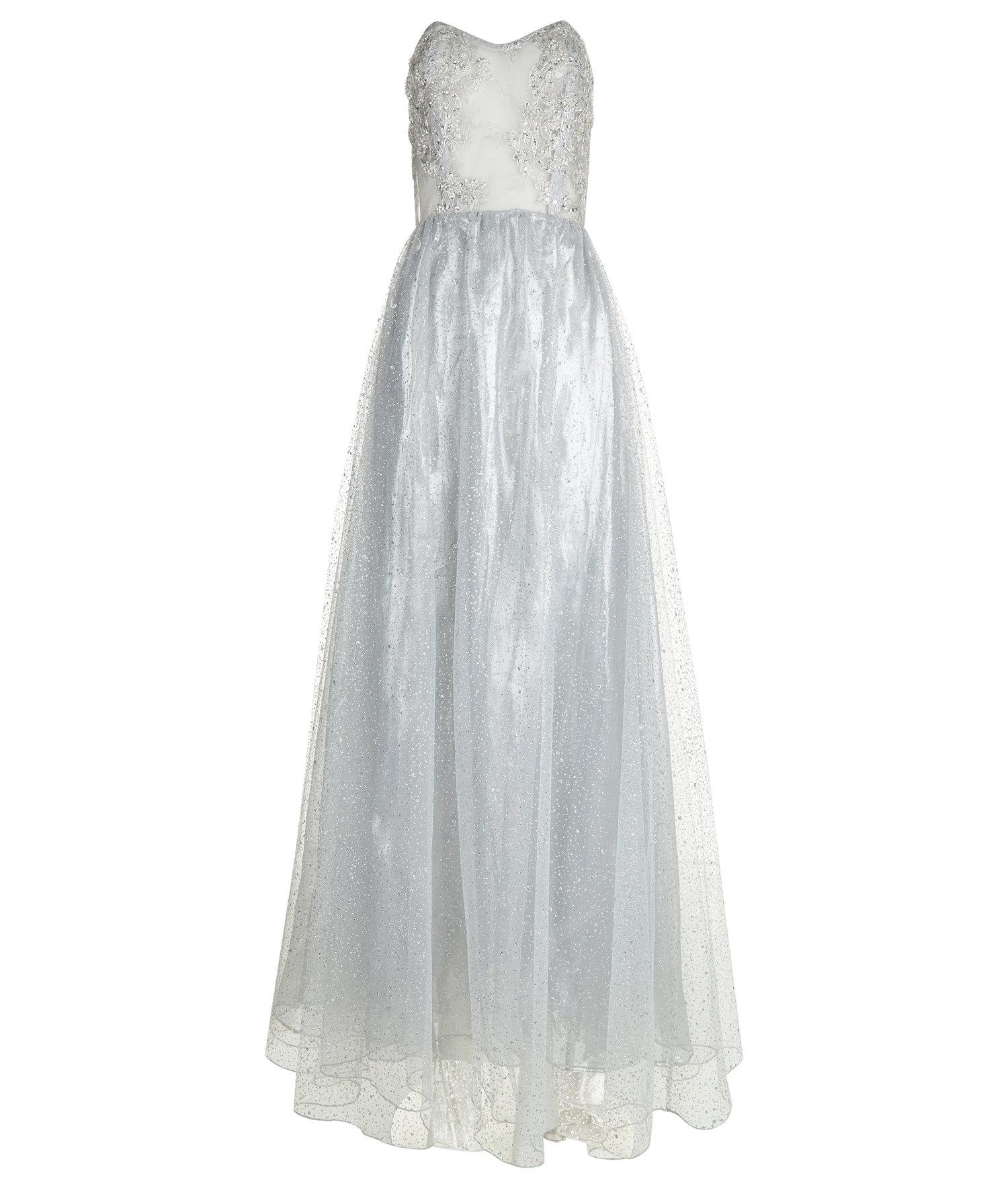 Lace corset gown — info@michaelafrankova.com