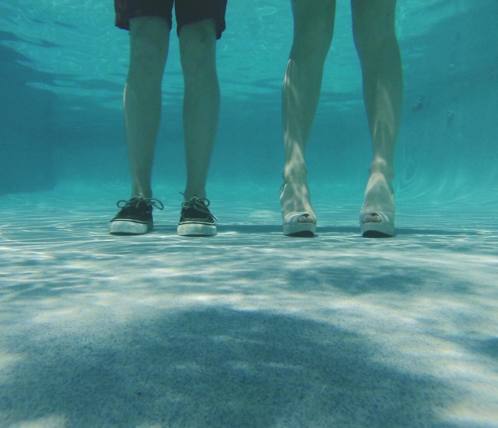 Underwater Engagement Feet