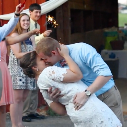 Copy of Emily     Wedding Videography