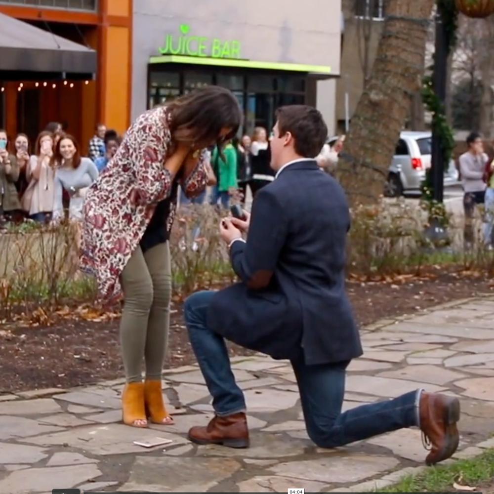Shawna  |  Proposal Videography