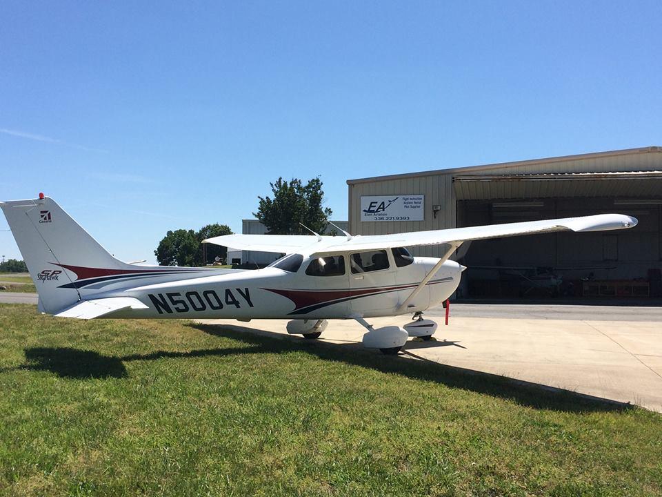Flight instruction Burlington, NC