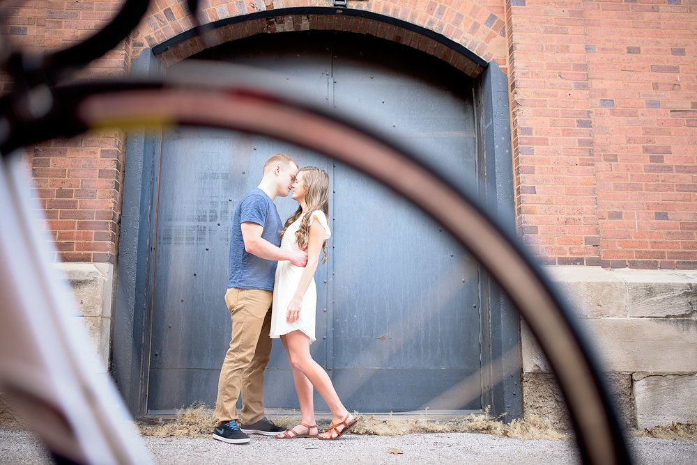 Creative Engagement Photos St. Louis