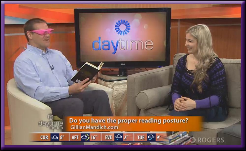 reading posture