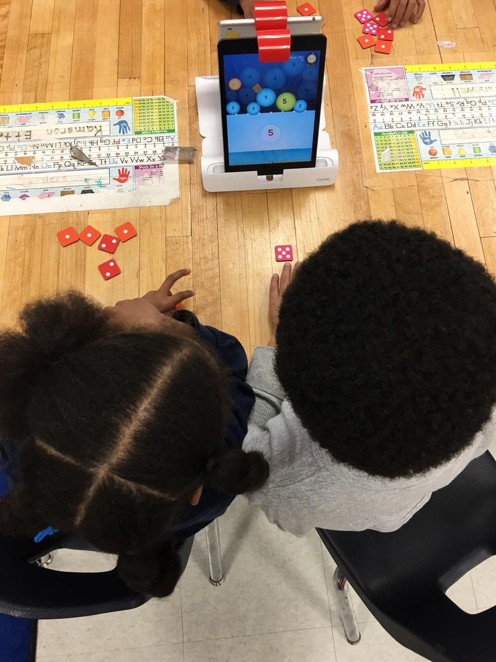 Learning Through Technology in Kindergarten — Detroit Achievement