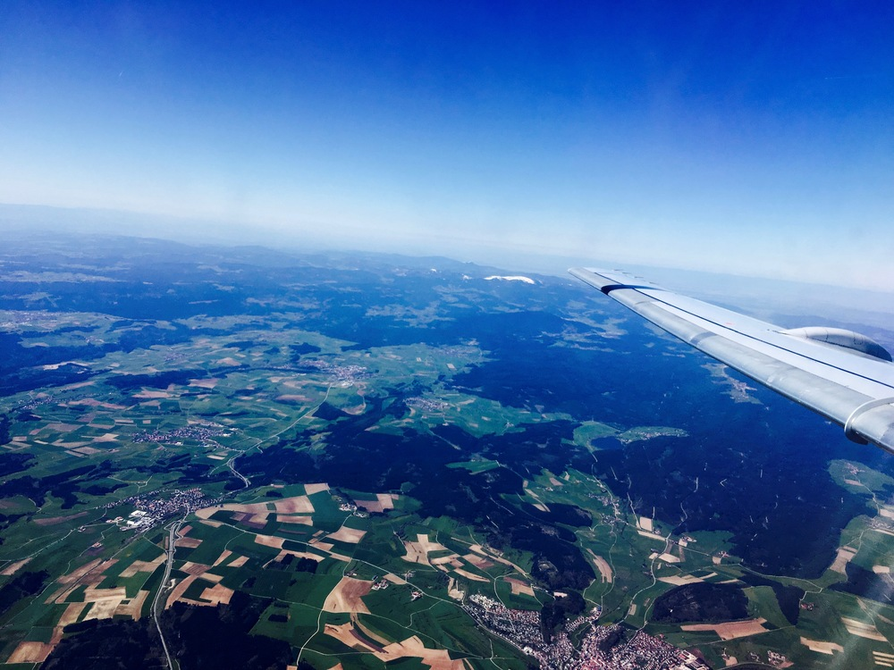 The flatter side of Switzerland