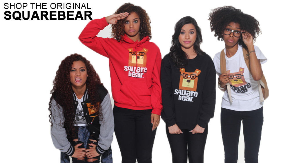 Square Bear Street Wear Brand