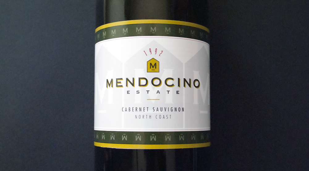 Mendocino Estate Wine Package