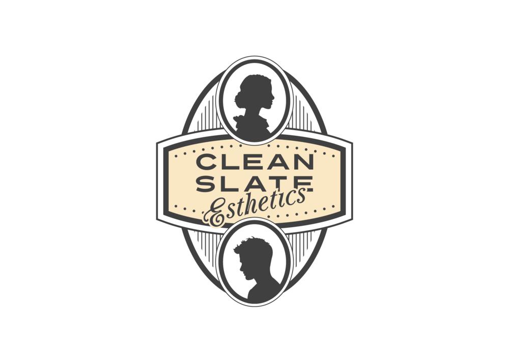 Clean Slate Esthetics  | Brand development