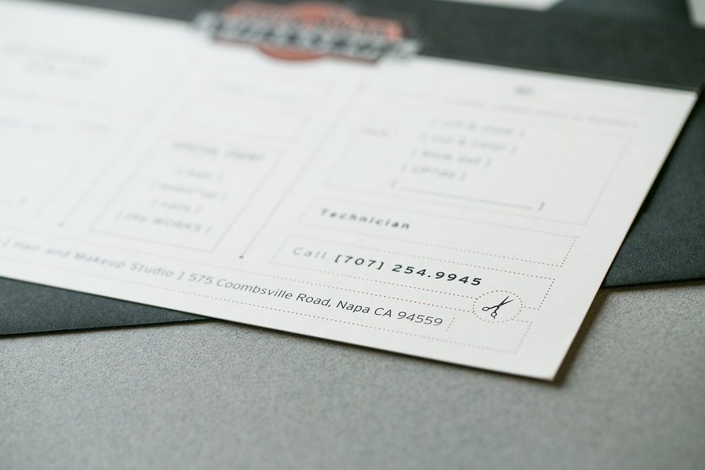 Detail | Gift Certificate for hair salon